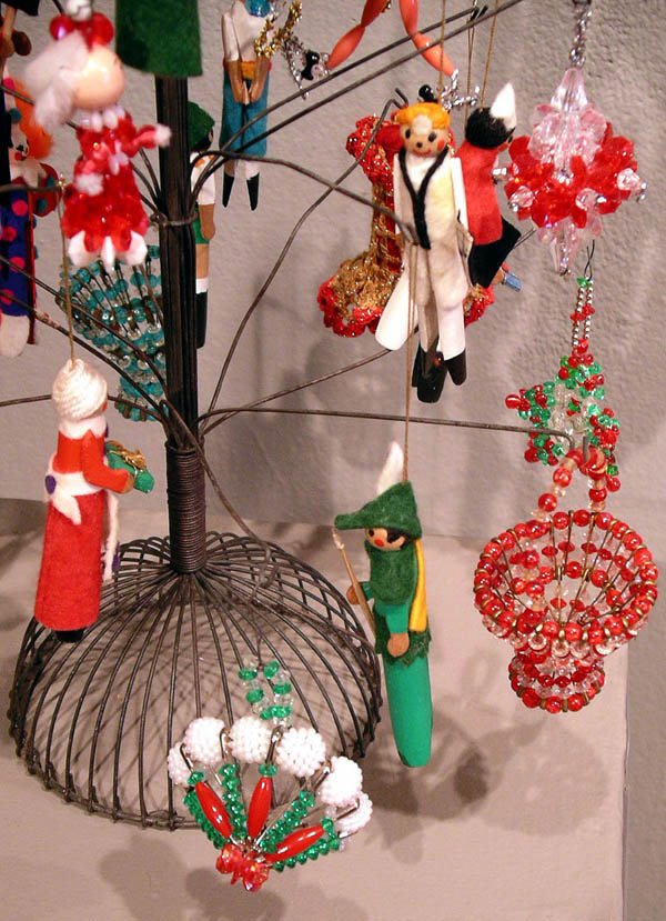 Craft Ideas For Xmas Ornaments